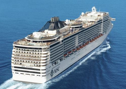 MSC Preziosa - Spring Break Special - 5 Nights Western Med Cruise