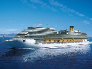 Christmas Cruise - Costa Diadema - 7 Nights Western Mediterranean Cruise