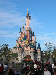 France - Paris - Disneyland - Children under 7 years - FREE