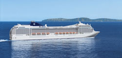 MSC Magnifica - 3 Day Special Mini Cruise