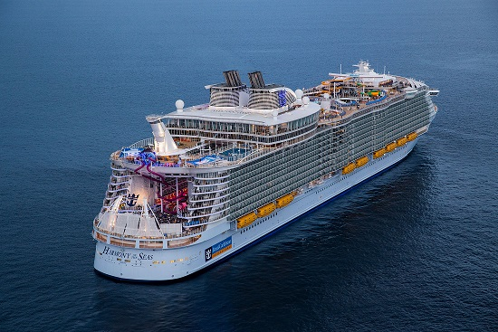 I352 shipdata harmony of the seas